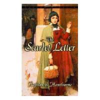 【现货】英文原版 经典名著小说  The Scarlet Letter  红字  小开本简装版  假期读物