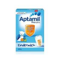 Aptamil德国爱他美 婴儿奶粉 4段/1+段 600克 新老包装随机发货 1岁以上