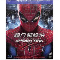 正版现货包发票蓝光DVD 超凡蜘蛛侠-蓝光影碟DVD