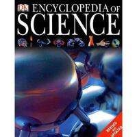 Encyclopedia of Science 英文原版 DK科学百科