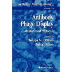 【预订】Antibody Phage Display: Methods and Protocols Y97808960
