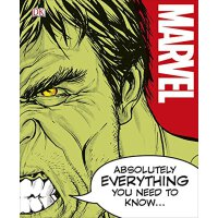 Marvel Absolutely Everything You Need to Know 漫威漫画一定要要知道的事