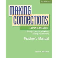 【预订】Making Connections Low Intermediate Teacher's