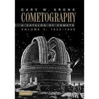 【预订】Cometography, Volume 4: 1933-1959: A Catalog of