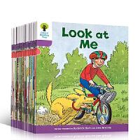 英文原版点读版牛津阅读树 1+阶 拓展阅读36册 Oxford Reading Tree Level 1+ Biff,Chip and Kipper Stories 拓展阅读 支持毛毛虫点读笔