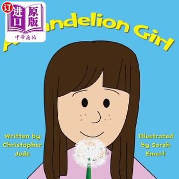 【中商海外直订】A Dandelion Girl 海外发货,付款后预计2-4周到货