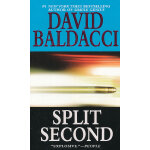 Split Second(ISBN=9780446614450) 英文原版