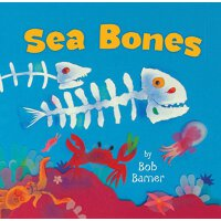 Sea Bone 骨头系列:海里的骨头ISBN9781452125008