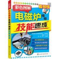 电子产品维修技能速成丛书--彩色图解电磁炉维修技能速成