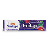 加拿大SunRype天然果糕儿童水果肉条富含VC进口休闲零食口味随机