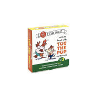 I Can Read: Learn to Read with Tug the Pup and Friends! Box