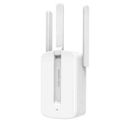 水星家用WiFi信号放大器无线中继器宽带光纤扩展器300M路由器伴侣增强穿墙王大覆盖别墅机 MW310RE三天线覆盖更广,穿墙更猛,信号好到没朋友