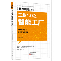 精益制造053:工业4.0之智能工厂
