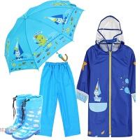 托马斯男童雨衣儿童雨伞小男孩女童雨靴2-15岁幼儿园雨披宝宝雨鞋