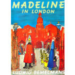 Madeline in London 玛德琳在伦敦 9780140566499