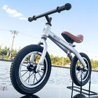 平衡车 2-6岁儿童平衡车2020新款充气轮滑行车学步车无脚踏童车溜溜车自行车