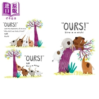 【中商原版】Anuska Allepuz:我的水果 THAT FRUIT IS MINE! 低幼童书 合作与分享 亲子