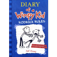 Diary of a wimpy kid #2 rodricd rules 小屁孩日记 2 (美国版,平装)ISBN