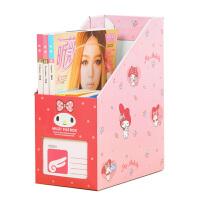 兔子卡通桌面收纳盒 杂物收纳箱 大号文件收纳盒办公室文件杂物桌面收纳盒学生收纳整理盒