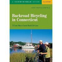 【预订】Backroad Bicycling in Connecticut: 32 Scenic Rides