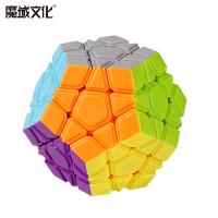 异形魔方礼盒套装金字塔五魔方组合儿童玩具