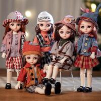 12星座洋娃娃女孩仿真公主大号娃娃玩具换装生日礼物盒套装3-6岁