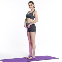 新款仰卧起坐健身器材家用运动减肚子拉力器脚蹬拉力绳