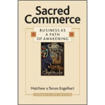 【正版直发】Sacred Commerce Matthew Engelhart(马太・恩格哈),Terces Enge