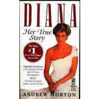 戴安娜-她的真实故事[英]莫顿现代出版社9787800281761【无忧售后】