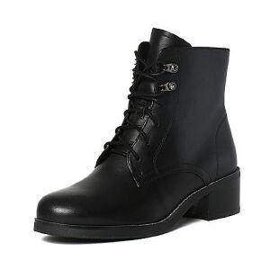 Teenmix/天美意专柜同款牛皮女靴6S140DD6