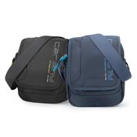 【预售:藏青色9.2开始发货】卡拉羊防泼水ipadmini适用斜挎包休闲运动单肩包随身小包CX4008