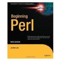 【预订】Beginning Perl, 3rd Edition