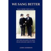 【预订】Vol.1 How We Sang (First Vol. of 'we Sang Better')