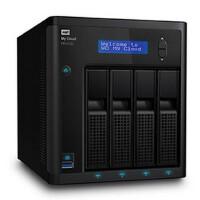 WD/西部数据 My Cloud Pro PR4100系列云存储 NAS网络硬盘0T WDBNFA0000NBK