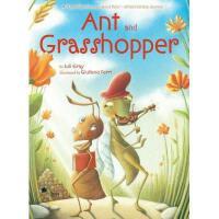 【预订】Ant and Grasshopper
