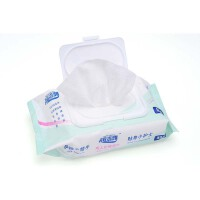 [当当自营]恒洁雅 成人护理 湿巾 80片*2包