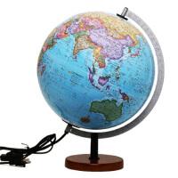 博目地球仪 贝斯马克:30cm中英文政区灯光立体地球仪 北京博目地图制品有限公司 中国地图出版社,测绘出版社 9787