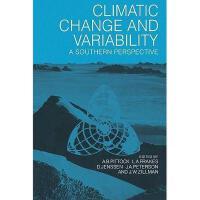 【预订】Climatic Change and Variability: A Southern
