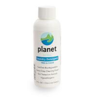 美国planet洗衣液高效可降解洗衣液天然浓缩洗衣剂洗涤剂118ml