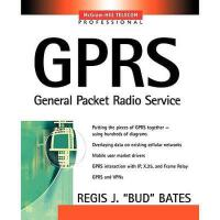 【预订】Gprs: General Packet Radio Service