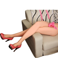 【久朝货到付款】谜姬男用腿模下半身倒模名器1:1实体娃娃非充气硅胶撸萝莉性玩偶 骨架腿模实体娃娃