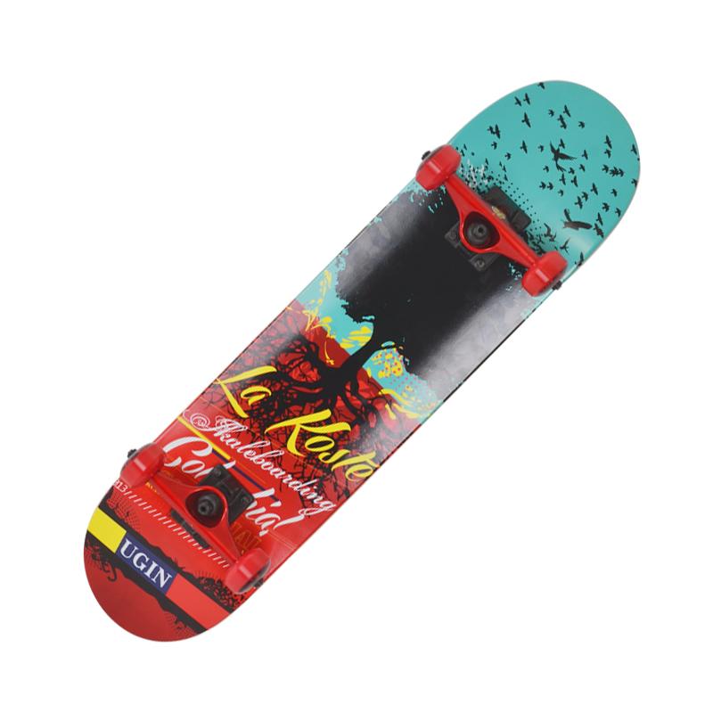 专业成人滑板 四轮双翘板 青少年 成人滑板 双翘板 滑板车 送包  扳手 帖纸