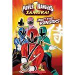 【预订】Power Rangers Samurai: Meet the Rangers