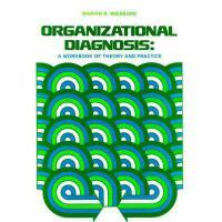 【预订】Organizational Diagnosis: A Workbook of Theory and