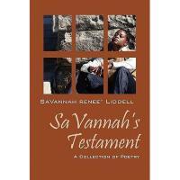 【预订】Savannah's Testament: A Collection of Poetry