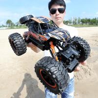充电动赛车儿童玩具 男孩 遥控车玩具 无线遥控越野车汽车四驱高速