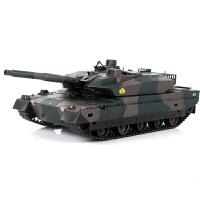 童励 大型遥控坦克遥控车玩具汽车充电对战坦克儿童玩具车男孩礼物军事仿真模型坦克儿童电动车伸展40