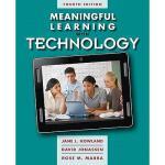 【预订】Meaningful Learning with Technology