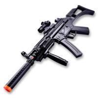 电动声光玩具枪可拆卸M4步枪儿童玩具男孩道具枪音乐冲锋枪