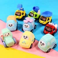 汽车玩具组合回力工程车小汽车宝宝1-6岁益智小汽车儿童玩具飞机